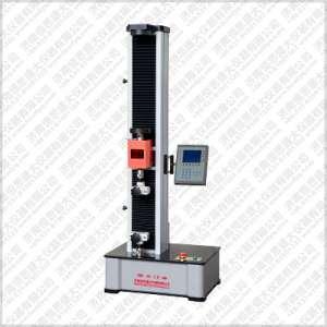 海淀区数显式土工材料专用试验机(单臂)